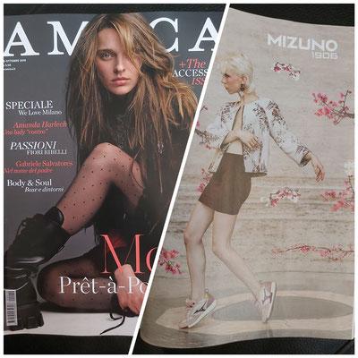 PUBLISHED ON AMICA MAGAZINE