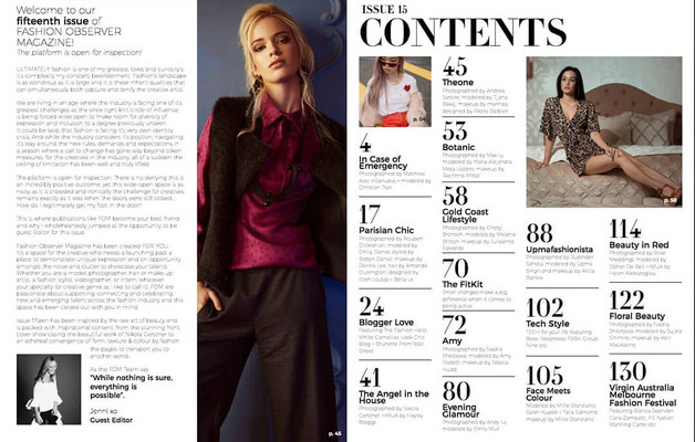 #coverstory @fomagazine COVERSTORY FOMAGAZINE