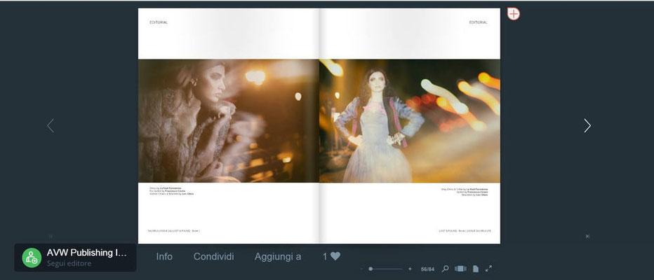 PUBLISHED ON MAGAZINE | VEUX