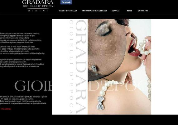ADVERTISING CAMPAIGN FOR GIOIELLI GRADARA