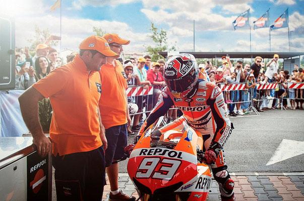 PHOTOGRAPHER FOR MARC MÁRQUEZ MotoGP