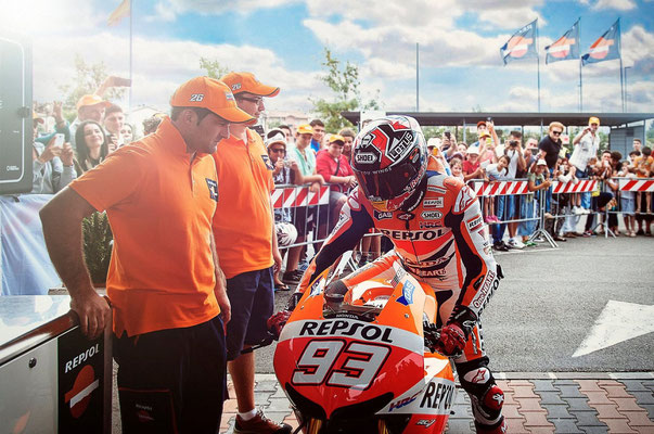 PHOTOGRAPHER FOR MARC MÁRQUEZ MotoGP