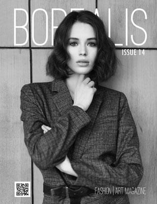COVER ON BOREALIS MAGAZINE