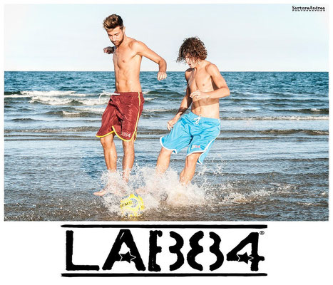 ADVERTISING CAMPAIGN FOR LAB84