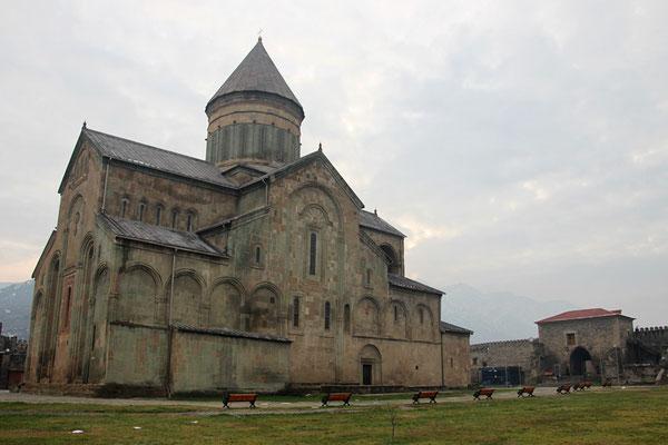 Mtskheta, Monastère