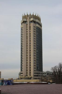 La tour Kazakhstan