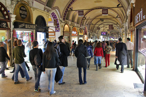 Istanbul, Grand-Bazar