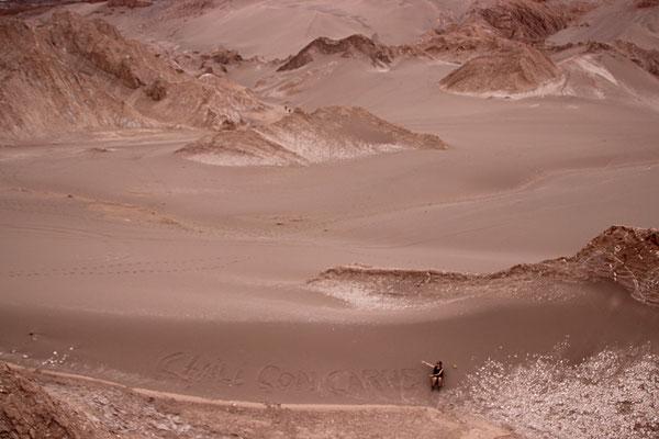 Vallée de la mort(adelle)