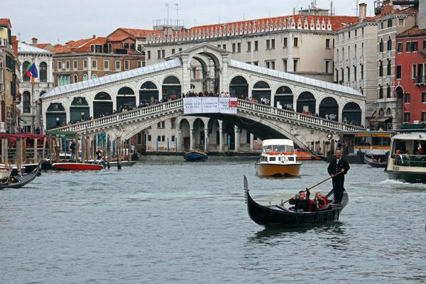 Venise Pont de Rialto