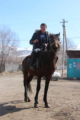 Cavalier Kyrgyz