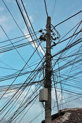 Problème d'électricité? non, vraiment je vois pas.