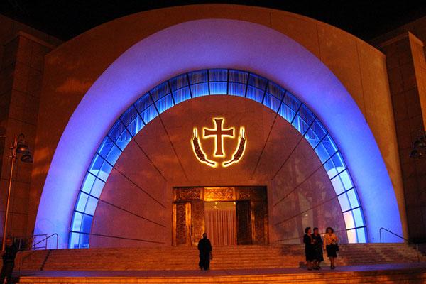 Tirana, cathédrale orthodoxe
