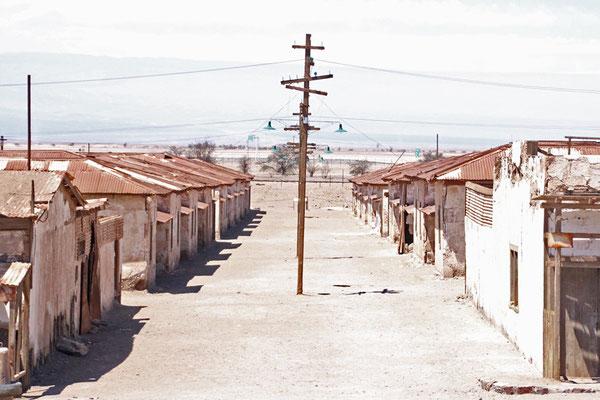 Humberstone (Ville désertée)
