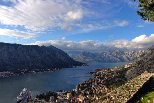 Fjord de Kotor