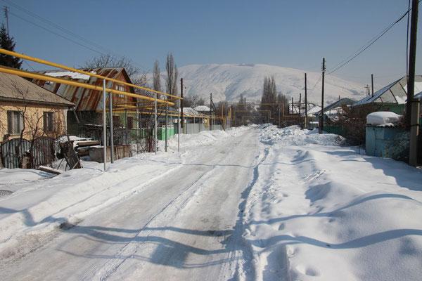 Rue à Talgar