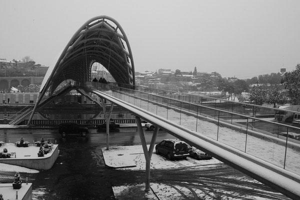 Tbilissi, Pont de Glace