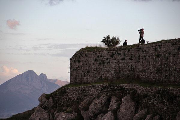 La vue depuis la forteresse de Shköder vaut vraiment le détour