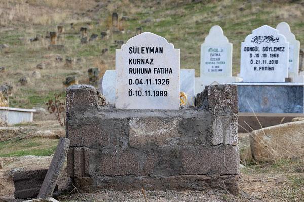 Cappadoces, né est mort entre deux calendriers