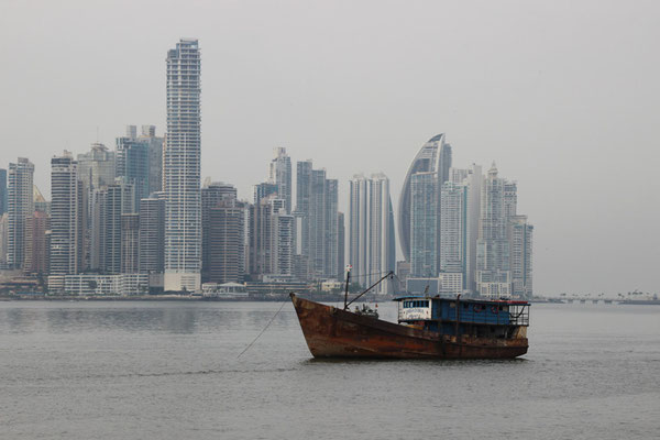 Panama city (Moderne)