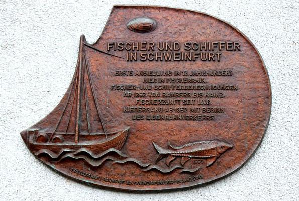 Die Geschichte der Schweinfurter Fischer