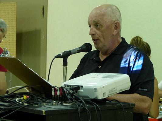 Guy Guérin, président du CMQ