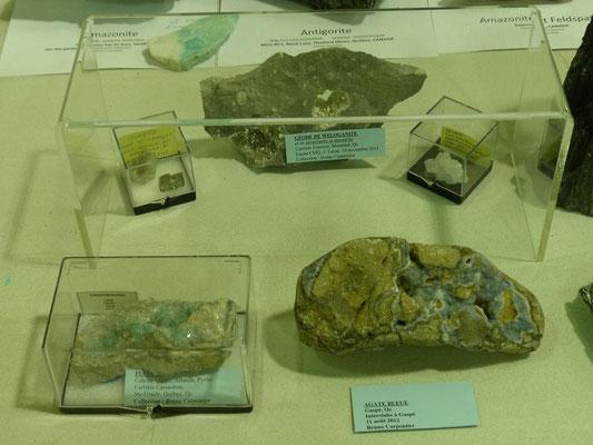 Minéraux...
