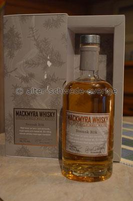 """""""Mackmyra Whisky"""" aus Gävle/Sverige ..."""