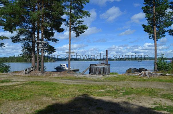 Vildmarkscamping Nor am Revundsjön ...