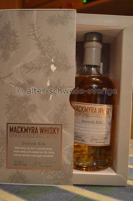 """Mackmyra Whisky"" ... nur echt im ... Karton ..."