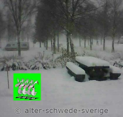 Winterzeit ... *  Vintertid ...