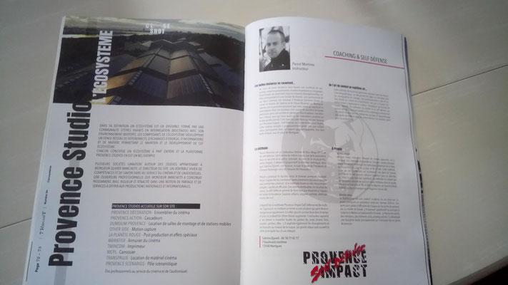 Provence impact self défense /tckm 13 au 71e festival de Cannes