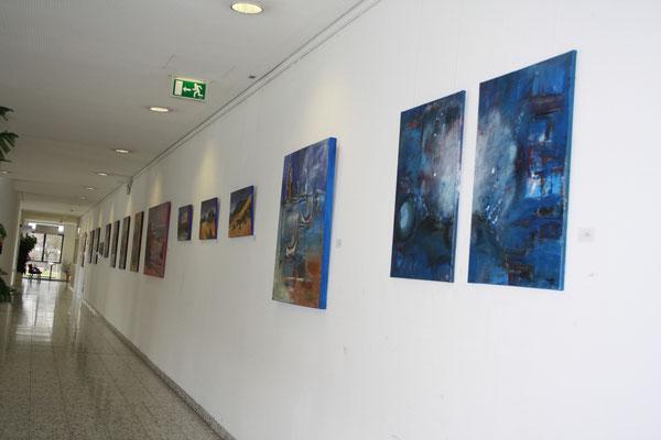 Kunstausstellung - Vernissagen - Künstler Bilder in Ulm, Günzburg, Laupheim, Krumbach, Augsburg, Landsberg