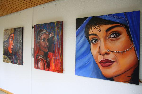 Kunstausstellung - Kunst Ausstellung - Moderne Vernissage - Vernissagen - Ulm, Günzburg, Laupheim, Krumbach, Augsburg, Landsberg
