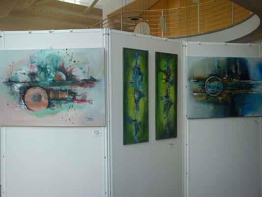 Forum am Hofgarten 13- Acrylbilde