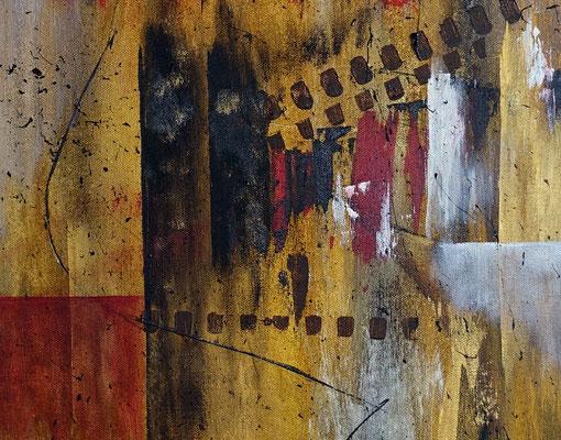 Brüste, Frau, abstrakt, Gemälde, Wandbild, Malerei, handgemaltes Bild, Kunst