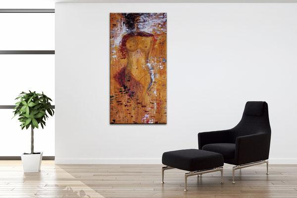 Frauen Brüste Erotische Malerei Moderne Erotik Kunst Bilder