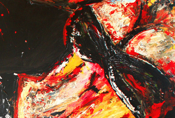 Erotik Bild Gemälde Körper