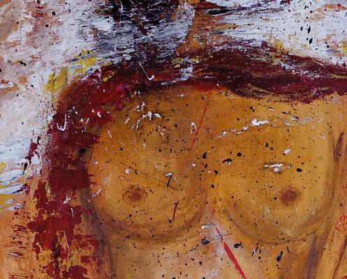 Frauen Brüste Erotische Malerei Gemälde Erotik Kunst Bilder