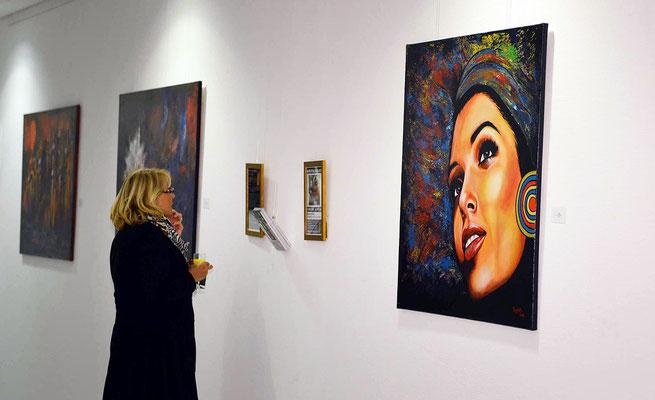 Uni - Klinik 3 Ausstellung
