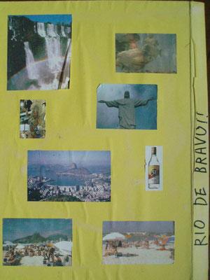 2009年 RIO DE BRAVO!! 裏表紙