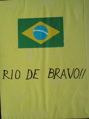 2009年 RIO DE BRAVO!!