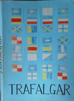 2010年 トラファルガー(この信号旗の意味がわかる人はかなりの通です)