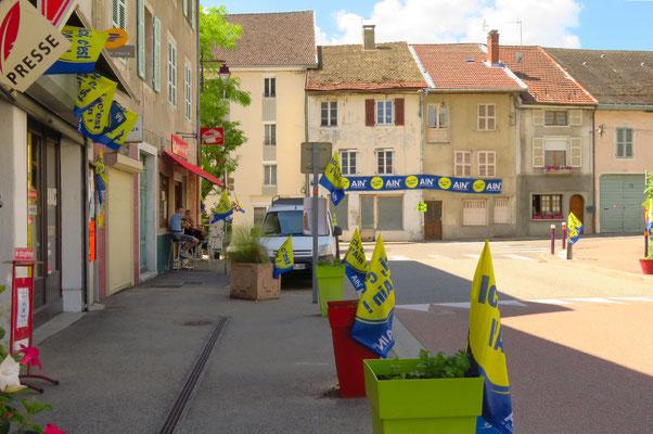 Wenn es um die Tour de France geht, geraten die Franzosen aus dem Häuschen.