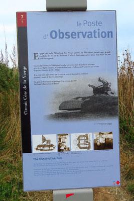 Invasion. Ab dem 6. Juni 1944 war hier buchstäblich der Teufel los. Uns schaudert.