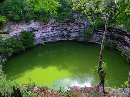 Heilige Cenote