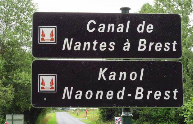 Bretonisch wird hier noch gepflegt.