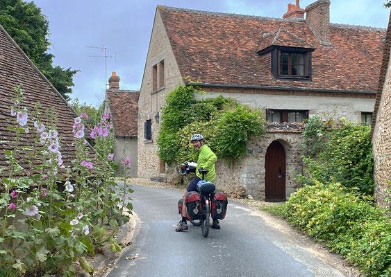 Gemütliche kleine Dörfer, in die man mit dem Auto kaum kommt.