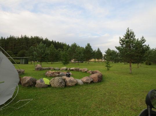 Übernachtung in Estland