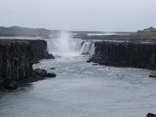 Selfoss auf Island