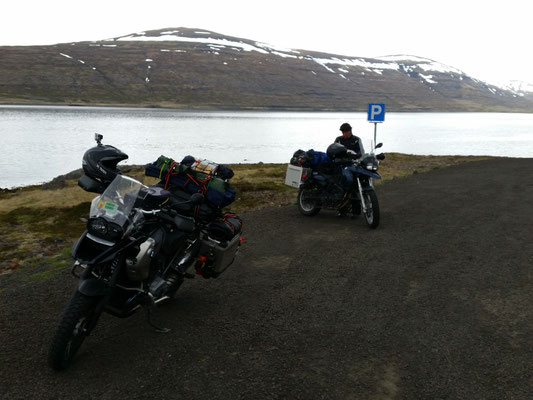 auf den Weg in die Westfjorde